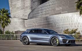 Porsche Panamera 2015 - 2017 porsche panamera sport turismo concept photo 4 porsche