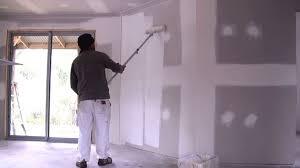 pitturare soffitto verniciare il cartongesso verniciare