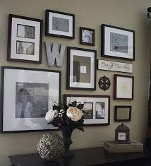 ideas for displaying pictures on walls extremely family picture display ideas best 25 photos on pinterest