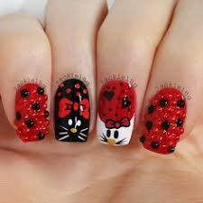 50 hello kitty nail designs sparkle pink hello kitty and just love