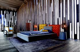Canapes Roche Bobois by Roche Bobois Mah Jong Bed Upholstered In Jean Paul Gaultier