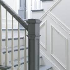 Banister Railing Concept Ideas 27 Painted Staircase Ideas Which Make Your Stairs Look New