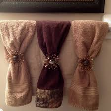 bathroom towels ideas best 25 folding bath towels ideas on folding bathroom