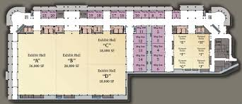 oregon convention center floor plan chattanooga convention center facility specifications