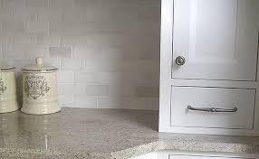 White Marble Subway Backsplash Tile Backsplashcom - White marble backsplash