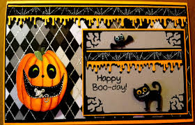 simply charming crafts halloween birthday banner 14 happy