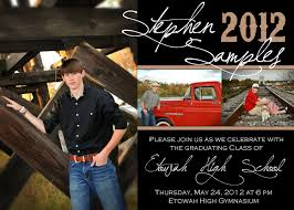 Graduation Invitation Cards Samples Lots Of Wording Ideas For 8th Grade Middle And Junior