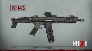 pubg new weapons here s your first look at the new weapons coming to h1z1 king of