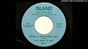 grandfather s clock sidney jo lewis boppin u0027 to grandfather u0027s clock island 6 youtube