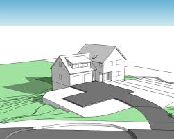 designing the prohome garage pinnacle dream homes once backfilled the garage doors and driveway would feel very close to the entry