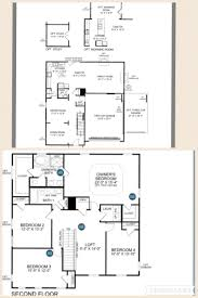 naples ryan homes with optional morning room study and extra