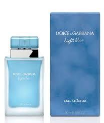 dolce and gabbana light blue men s 2 5 oz dolce gabbana d g light blue eau intense edp for women
