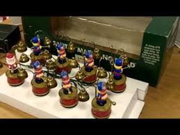 santa s marching band automated chirstmas ornaments from our