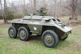 armored military vehicles for sale original 1943 ford m20 armored command car wwii us army