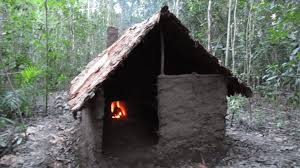 primitive technology wattle and daub hut youtube