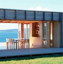 coromandel nz opito bay beach living containers homes and