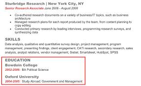 Marketing Major Resume Writing A Business Report Executive Summary