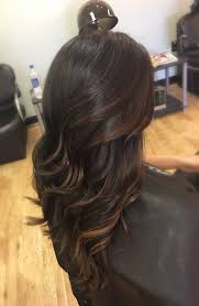 light brown highlights on dark hair caramel highlights for dark hair types light brown highlights for