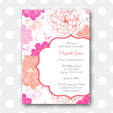 thanksgiving ceremony invitation free printable baptism invitations for girls for rowena