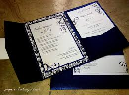 Party Invitations With Rsvp Cards Pocket Wedding Invitations With Rsvp Cards Decorating Of Party