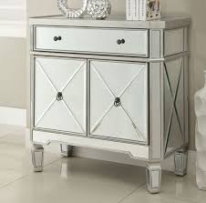 102595 coaster mirrored buffet cabinet