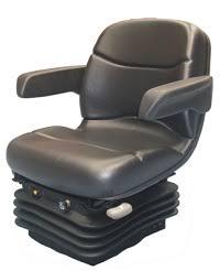siège pneumatique standard pour tracteur siège tracteur siège grammer