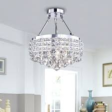 semi flush chandeliers amazing semi flush chandeliers with design