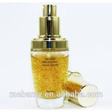 Serum Gold 24k gold vitamin c serum makeup primer hyaluronic acid vitamin e