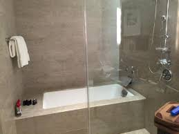bathtub shower combo picture of international hotel