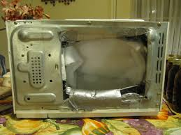 oven halloween costume make a halloween costume from a microwave oven