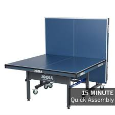 joola signature table tennis table joola tour 2500 indoor table tennis table with net set 25mm thick