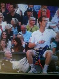 Andy Murray Meme - andy murray keeps old man in his tennis bag meme guy
