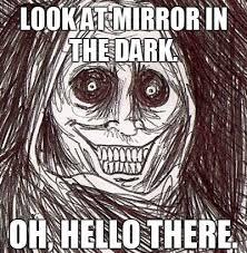 Meme Generator Not Sure If - creepy demon