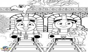 halloween full page thomas the train coloring pages id 19457 and