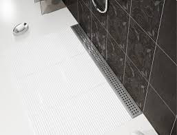 cube wet room drain 600mm shower drain