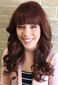 layered hairstyles 50 straight bang hairstyles 50 layered hairstyles with bangs exle