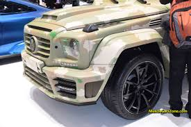 mansory mercedes g63 2015 mansory g63 amg sahara edition mercedes benz g class 04 2015