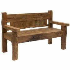 Curved Teak Garden Bench Rustic Teak Outdoor Furniture Foter