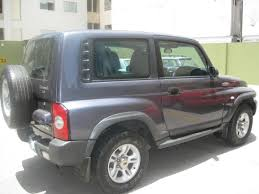 ssangyong korando 2005 remato camioneta 4x4 2005 ssangyong korando 2 9 turbo intercooler