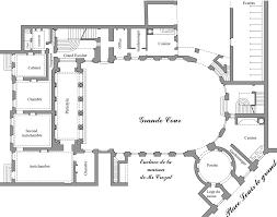 plan chambre d hotel atelier d architecture hôtel d évreux 5ko fr