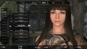 best hair mod for skyrim tut how to create cute character on skyrim tutorial