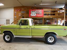 1975 Ford Truck Colors - 1975 ford f250 u201cunrestored u201d small town muscle