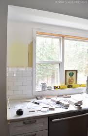 How To Put Up Backsplash In Kitchen Kitchen Installing Kitchen Tile Backsplash Hgtv How To Install A