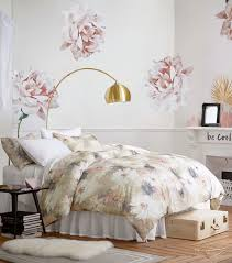 your room in bloom big floral patterns remind you to stop and