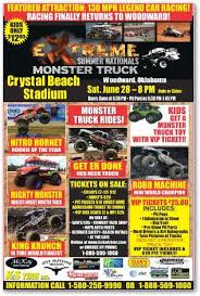 extreme monster truck summer nationals sat jun 28 2014
