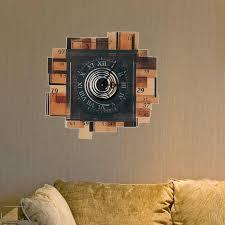 aliexpress com buy new 3d clock no noise in environmental