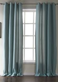 Curtains One Panel Or Two Twopages Double Pleated Classic Solid Thermal Curtain Drapes