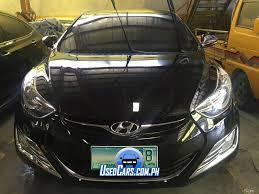 2011 black hyundai elantra hyundai elantra 2011 black used cars philippines