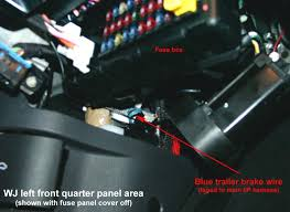 electric trailer brake controller wiring diagram trailer wiring