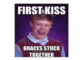 Boy With Braces Meme - 21 struggles anyone who had braces as a kid will remember playbuzz